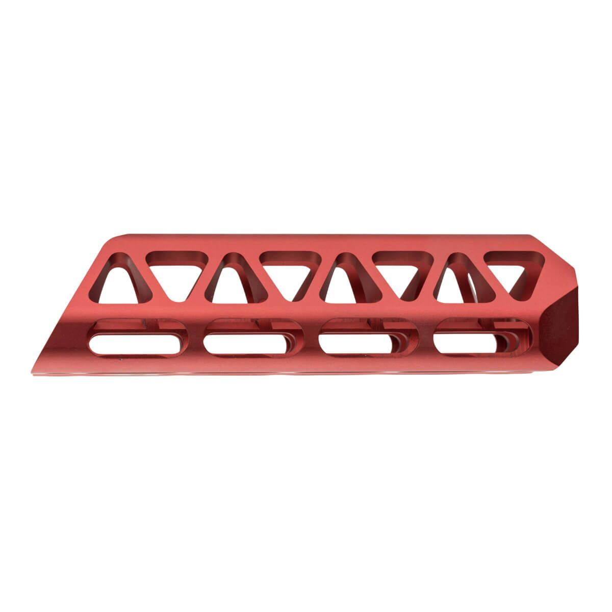 Cheek Rest - Anodized Red